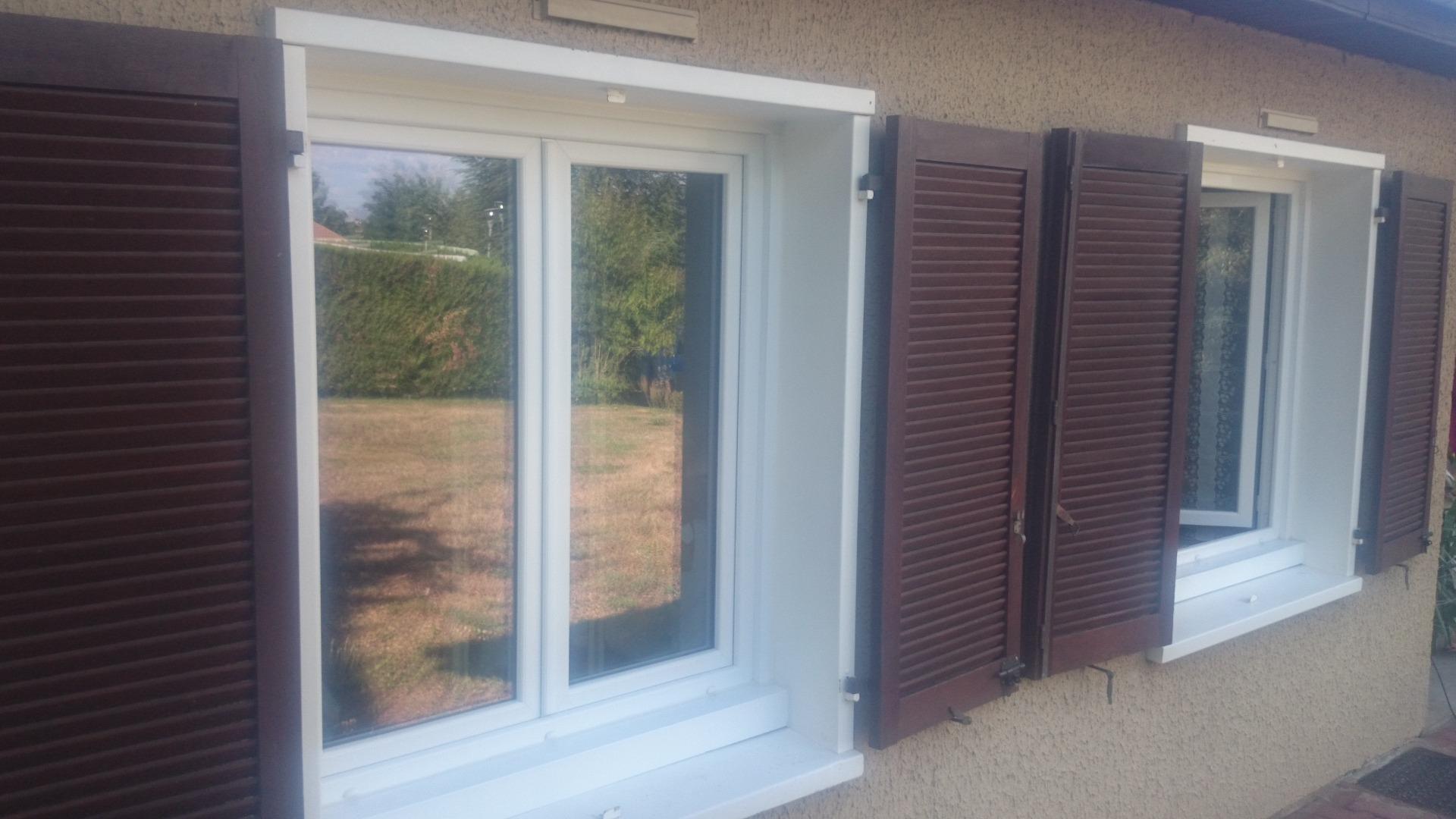 fenêtres sur mesure en Pvc Alu Bois ou Mixte …